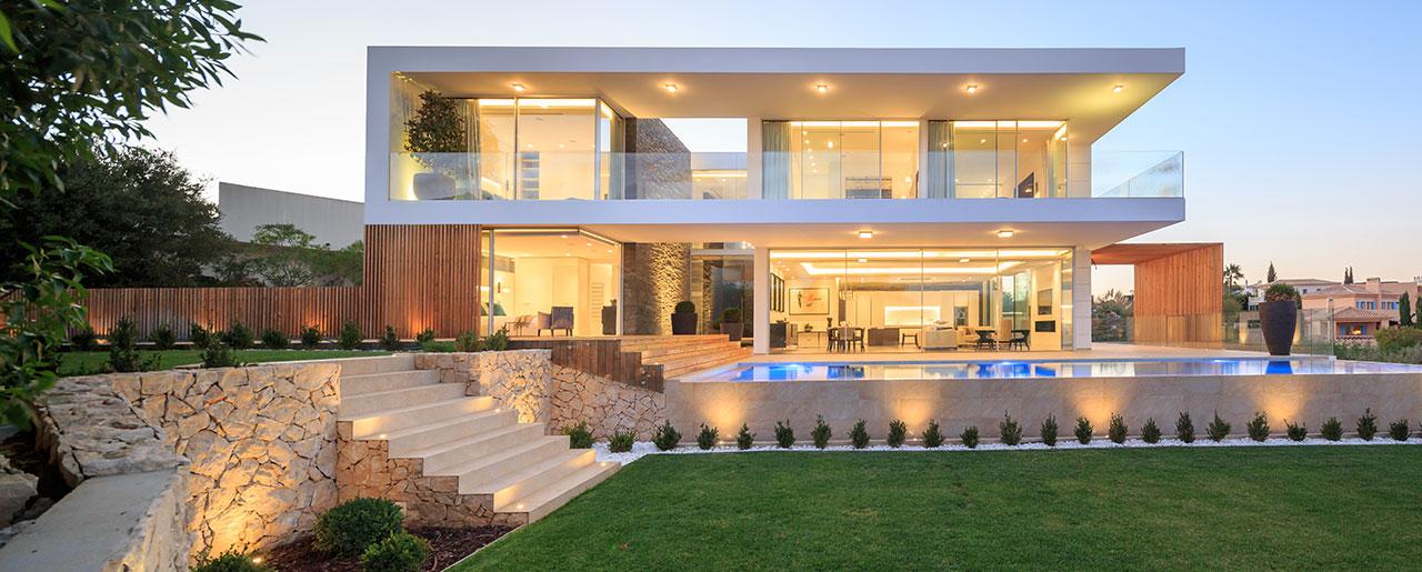 Luxury villa AltaVista da Luz - Casa Serena