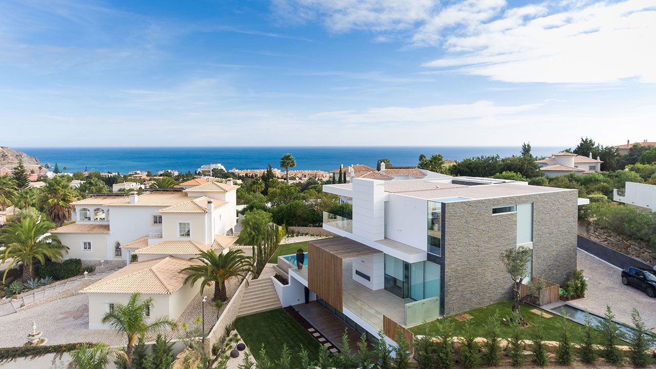 Luxury villa AltaVista da Luz - Casa Serena- Praia da Luz - Algarve