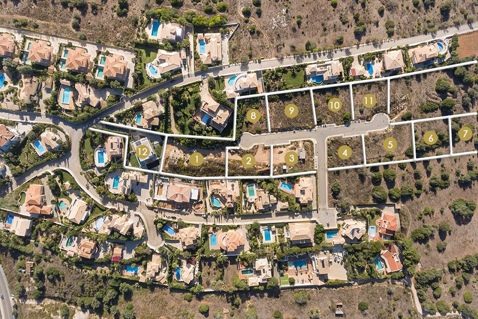 AltaVista da Luz Plots - Modern Luxury villas Algarve